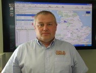 Nigel Beck – Transport Manager